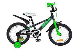"""Велосипед 16"""" Formula JEEP 14G St с крылом Pl 2018"""