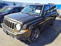 Авторазборка Jeep Patriot Latitude 2015 зелений 2.4L США