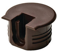 Рафикс для ДСП 16 мм Häfele коричневый