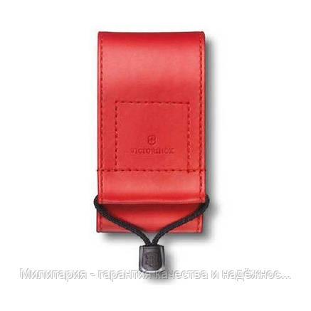 Чохол для ножів Victorinox на липучці 5-8 шарів  91-93мм червоний (4.0481.1), фото 2