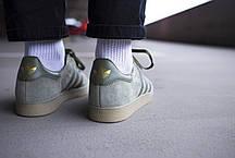 Мужские кроссовки Adidas Gazelle Green ( Реплика ), фото 3
