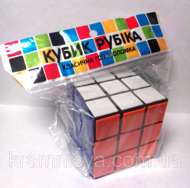 головоломка кубик Рубика купить в интернет-магазине Крамниця Творчості