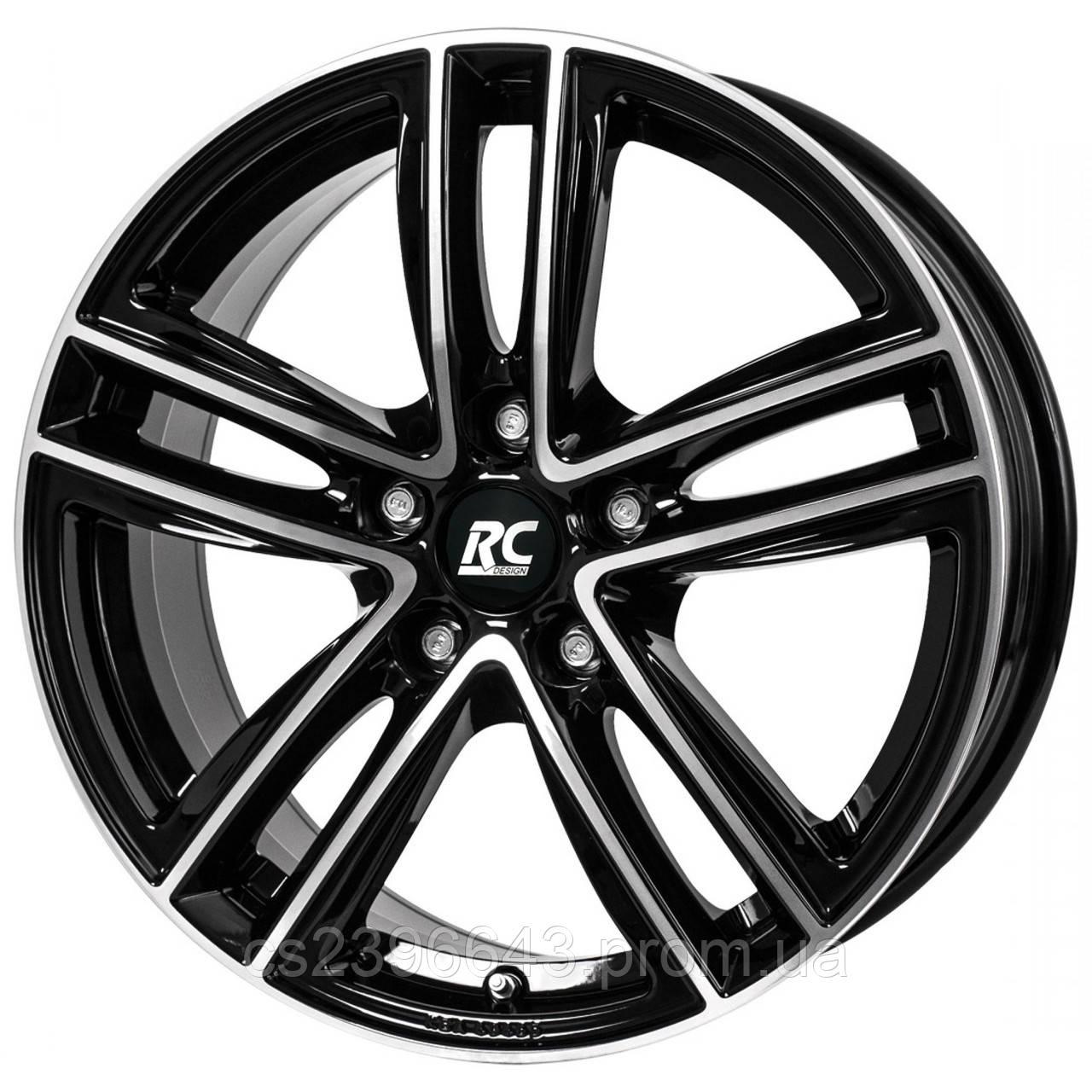 Колесный диск RC Design RC27 17x7 ET50