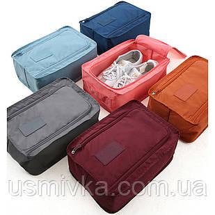 Сумка для обуви Usmivka органайзер 444001