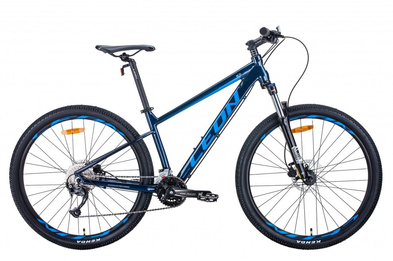 """Горный велосипед 27.5"""" Leon XC-70 2020 (синий)"""