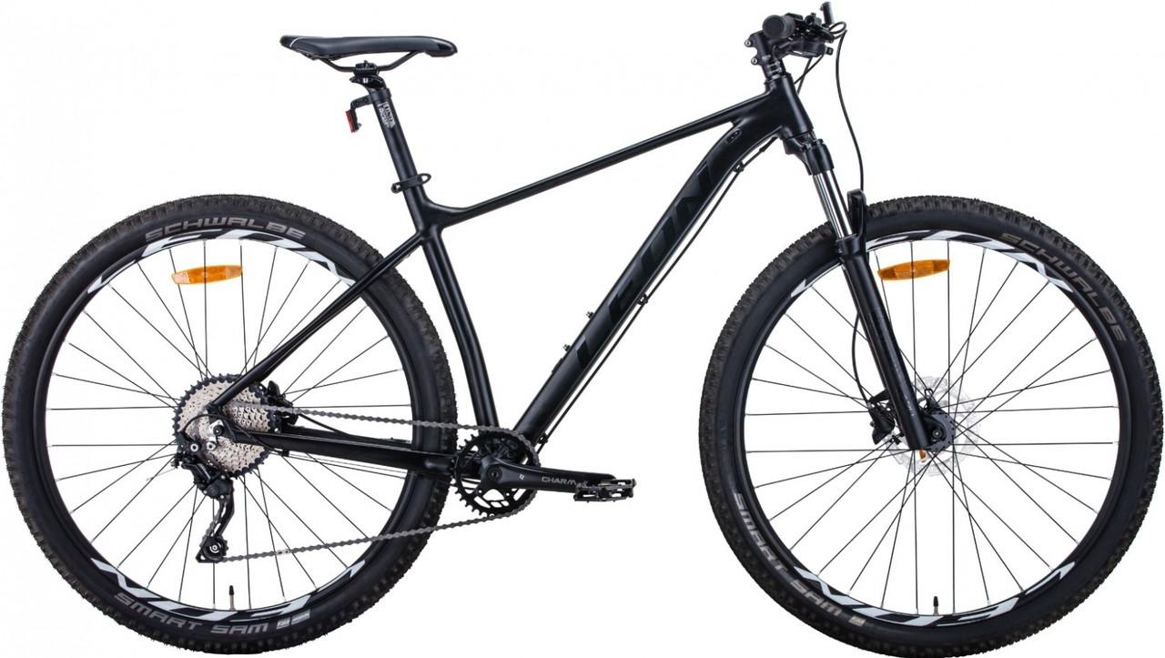 """Горный велосипед 27.5"""" Leon XC-60 2020 (черный (м))"""