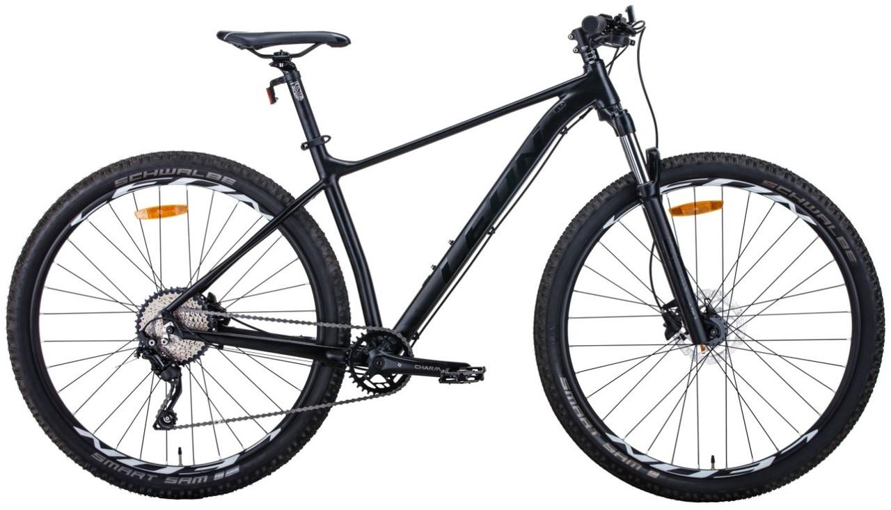 """Горный велосипед 29"""" Leon TN-60 2020 (черный (м))"""