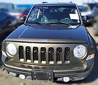 Розбираємо Jeep Patriot Latitude 2015 Red 2.4L США