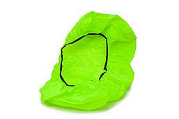 Чехол (Rain cover) для велобаула ярко-салатовый BRAVVOS FYZ-4