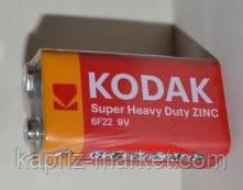 Батарейки Kodak , крона 9V (1/10)