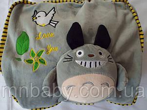 """Плед-подушка-игрушка-сумка """"Крот"""""""