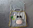 """Плед-подушка-игрушка-сумка """"Крот"""", фото 2"""