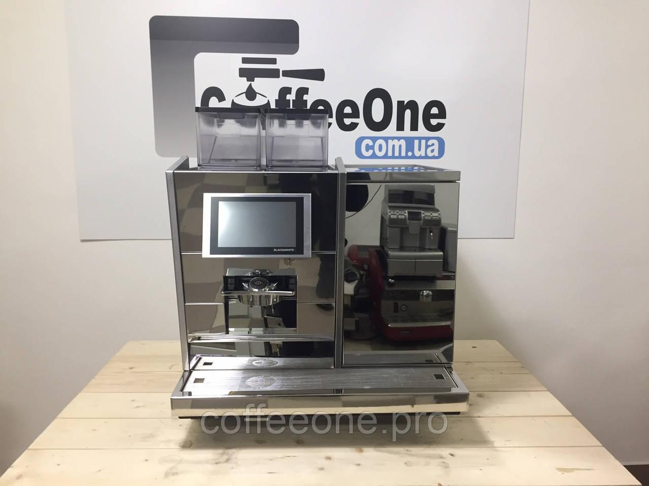 Кофемашина автоматическая Thermoplan Black&White 3 CTM RF б/у из-за рубежа