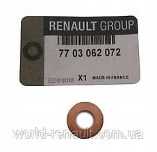 Renault (Origial) 7703062072 - Шайба(3х15х10) под форсунку на Рено Кангу II