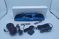 """Зеркало видеорегистратор D35 (Android) 1/8 (LCD 7"""", GPS), 2 камеры, фото 1"""