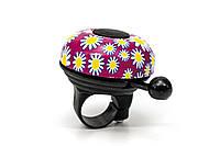 Звонок с цветами фиолетовый BRAVVOS BEL003