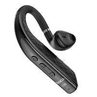 Bluetooth гарнитура Hoco E48 Superior business Black