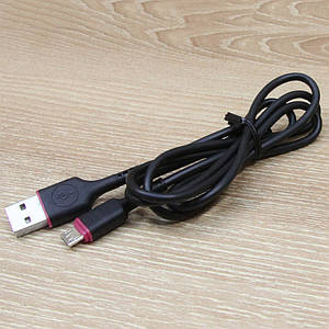 Кабель A.N.D UC-04 USB- Micro USB 1м 2.4A