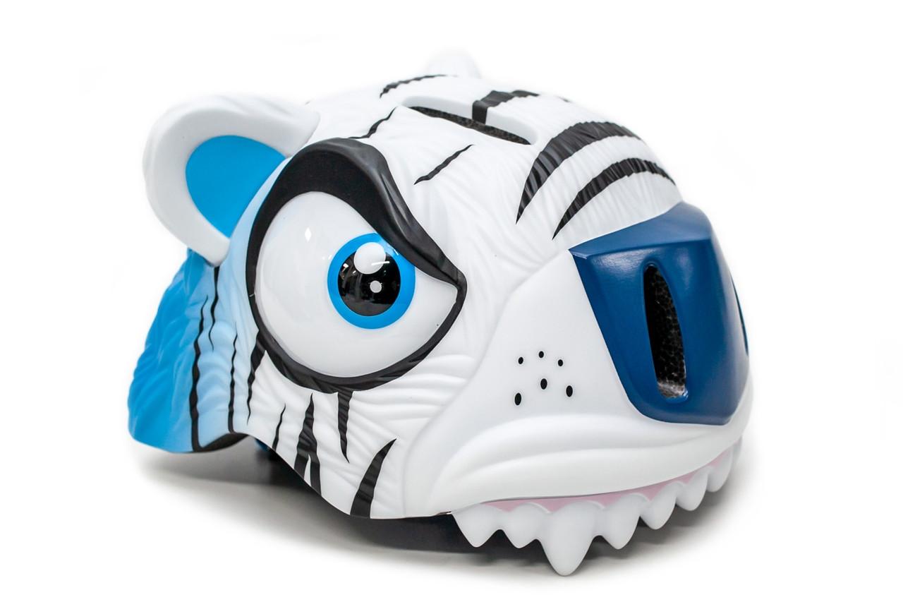 """Шлем велосипедный CIGNA """"Белый тигр"""""""