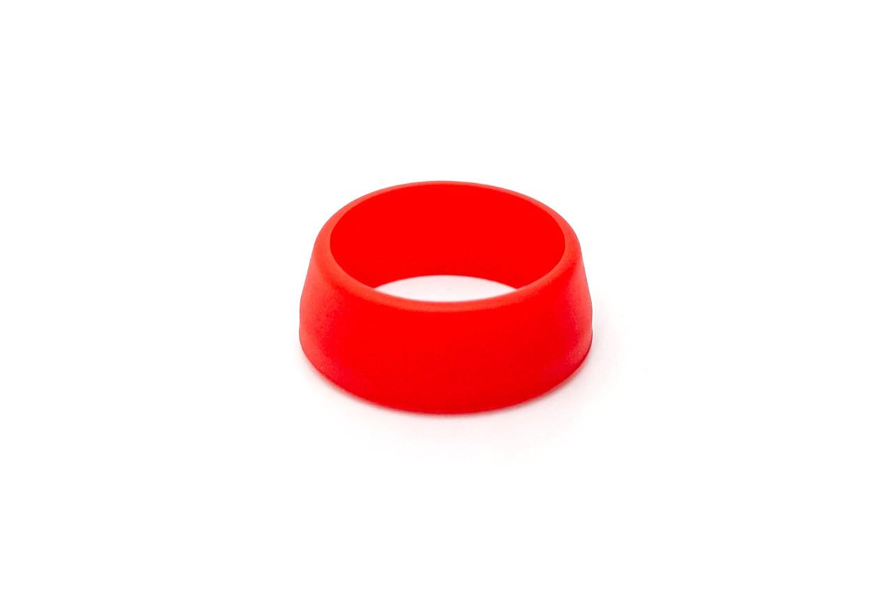 Силиконовое кольцо для защиты подседела (30-34mm) от влаги красный RISK