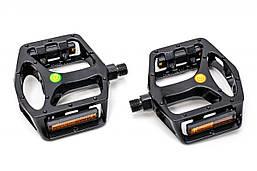 Педаль BMX AL шир. платформа Feiming FP-963 (черн.)