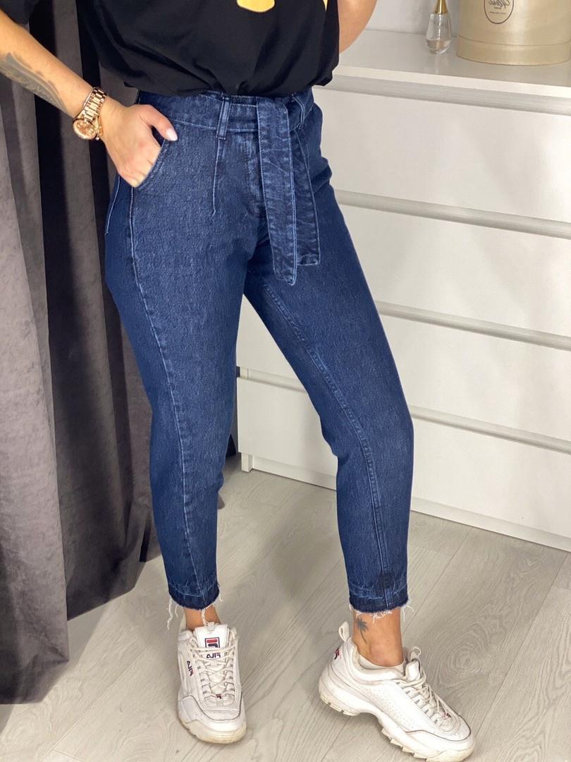 Жіночі джинси з високою талією