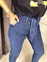 Жіночі джинси з високою талією, фото 2