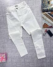 Белые джинсы женские, фото 2
