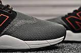Чоловічі кросівки New Balance 247 Gray Black, фото 4