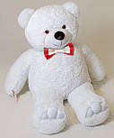 Плюшевий ведмедик Mister Medved Білий 130 см, фото 2