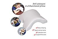 Ортопедическая подушка Тунель Memory Foam Pillow