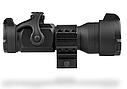 Коллиматорный прицел  1X35 RD-Discovery крепление 21 мм  планка Вивер ударопрочный, фото 6