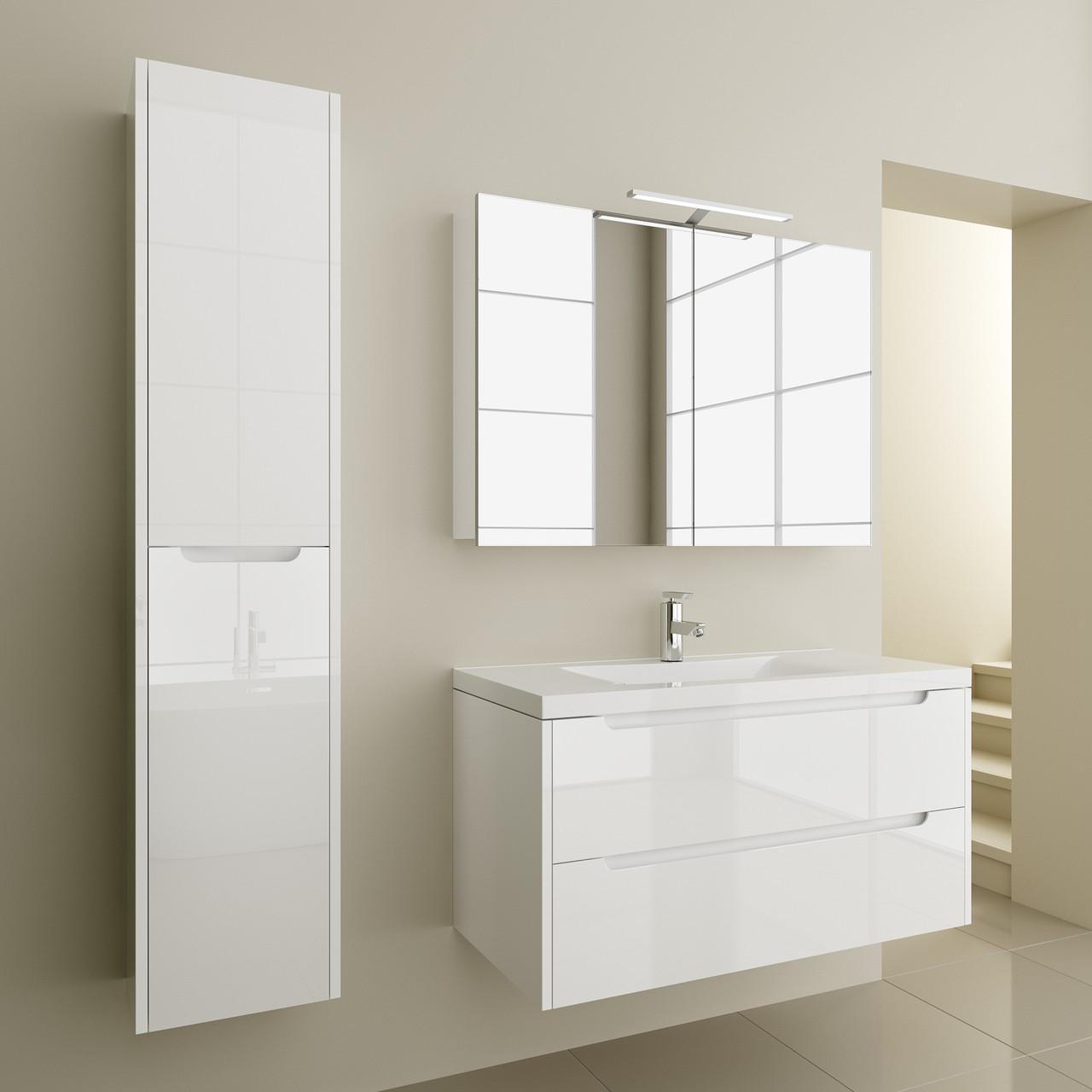 Комплект мебели для ванной Marsan LOUISE