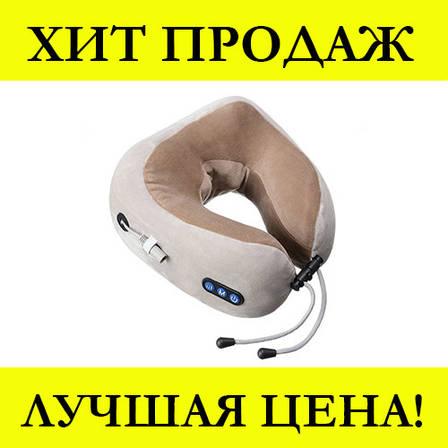 Подушка массажная U-Shaped Massage Pillow, фото 2