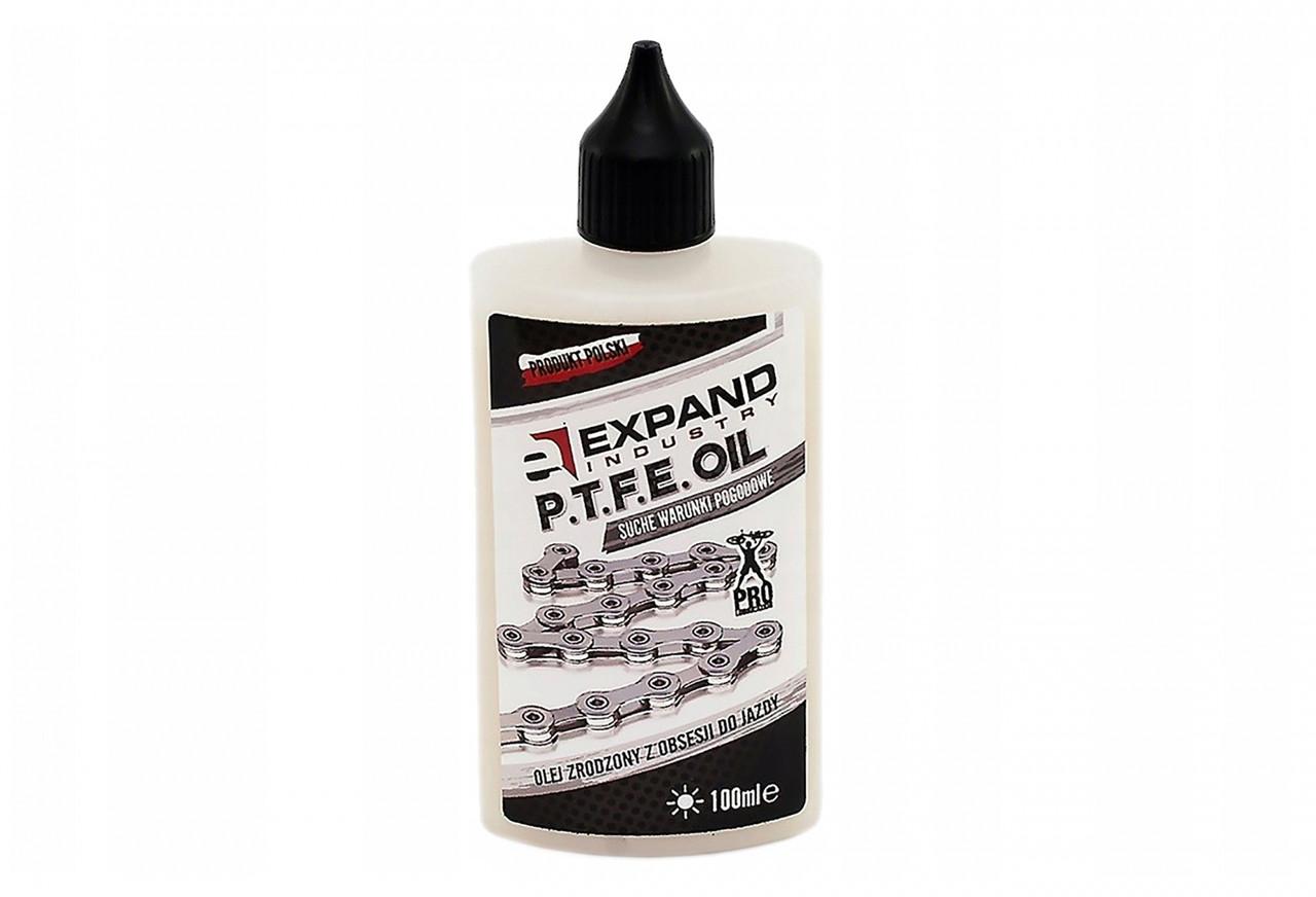 Смазка для цепи EXPAND Chain P.T.F.E. oil для сухой погоды 100ml
