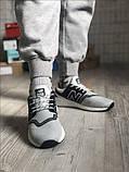 Мужские кроссовки New Balance 247 Gray Black, фото 5