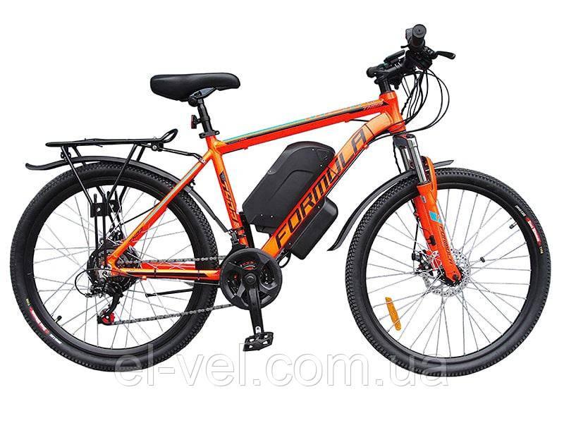 Электровелосипед Formula Thor 350 - 500Вт колеса 26″