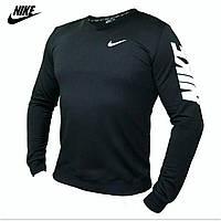Кофта мужская в стиле Nike. Свитшот. Реглан мужской