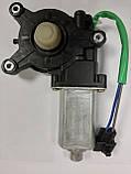 Моторедуктор стеклоподъёмника DAEWOO LANOS правый LSA LA 96190208-30Т (шестеренка), фото 2