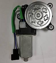 Моторедуктор стеклоподъёмника DAEWOO LANOS правый LSA LA 96190208-30Т (шестеренка)