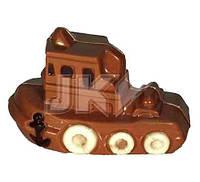Форма для шоколада 3D — Кораблик