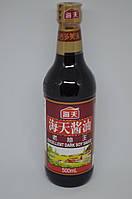 Соевый соус Haday темный 500 мл, фото 1