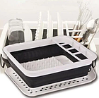 [ОПТ] BN-090 Сушилка для посуды складная силиконовая, фото 2