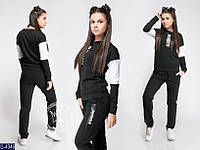 Красивый модный женский спортивный костюм размер 42 G-4346