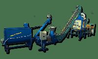 Линия гранулирования древесных опилок Артмаш (пеллетный завод)