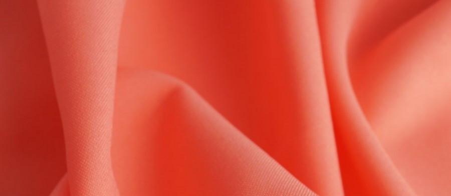 Ткань Габардин персиковый  TG-0002