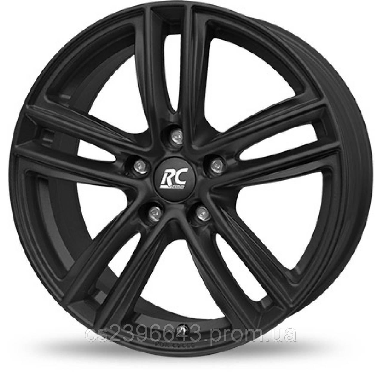 Колесный диск RC Design RC27 17x7,5 ET52,5