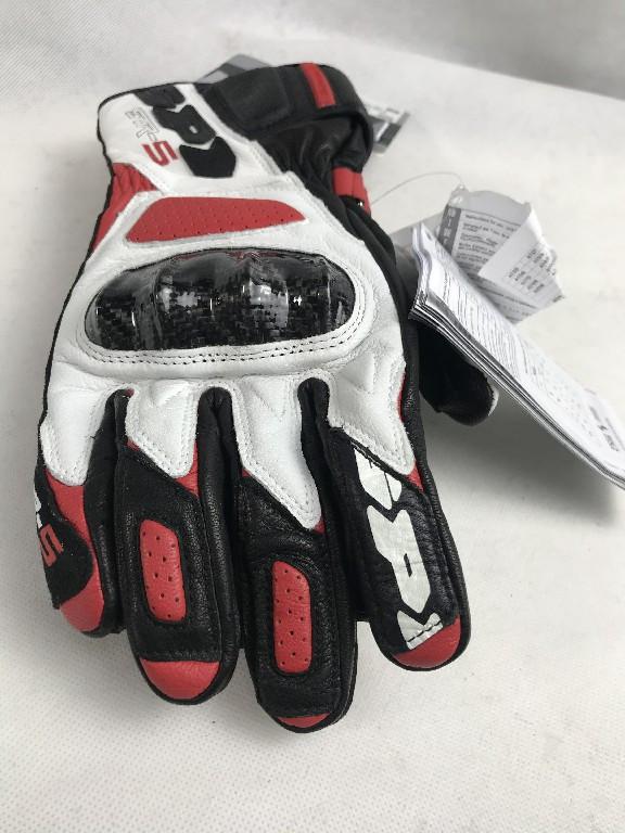 Шкіряні мотоперчатки STR-5 A175 італійської марки SPІDІ розмір XXL