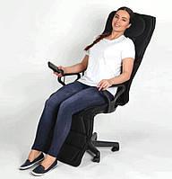 Электрический вибрационный массажный матрас для всего тела Massage Mattres с пультом на 9 программ