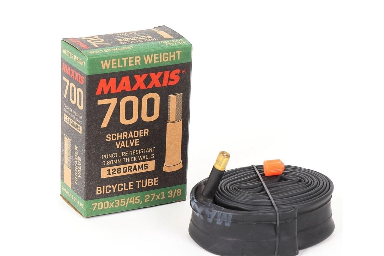 Камера 700x35/45 AV (Schrader) 48mm MAXXIS Welter Weight